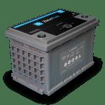 Quanto pesa uma bateria de carro?