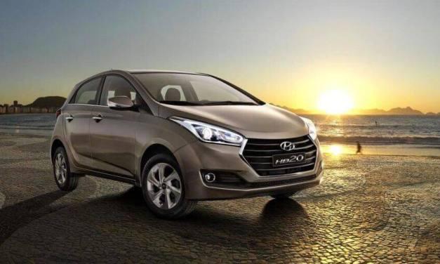 Qual é a bateria do HB20 da Hyundai?