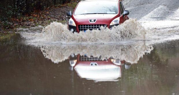 Seguro de carro contra enchentes