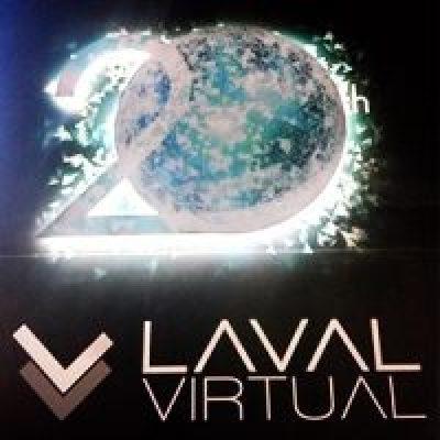 Le CRAI au salon LAVAL VIRTUAL 2018