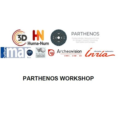 Deuxième atelier du projet PARTHENOS dédié aux données 3D