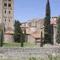 Chemins d'Accès : Saint Michel de Cuxa