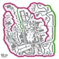 Identification automatique de réseaux de voirie urbaine