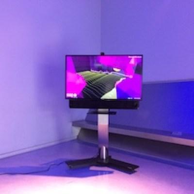 Installations interactives au Musée des Confluences à Lyon pour la Fête de la Science 2017