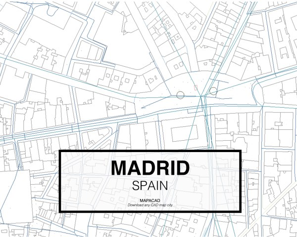 Madrid-Spain-03-Mapacad-download-map-cad-dwg-dxf-autocad-free-2d-3d