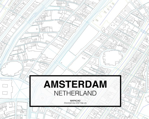 Amsterdam-Netherland-03-Mapacad-download-map-cad-dwg-dxf-autocad-free-2d-3d