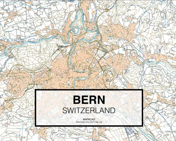 Bern-Switzerland-01-Mapacad-download-map-cad-dwg-dxf-autocad-free-2d-3d