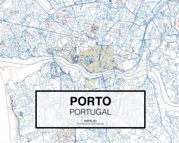 Porto-Portugal-01-Mapacad-download-map-cad-dwg-dxf-autocad-free-2d-3d