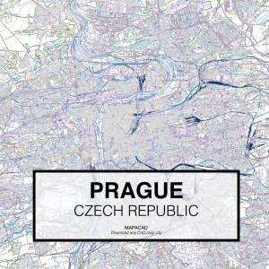 Prague-Czech-Republic-01-Mapacad-download-map-cad-dwg-dxf-autocad-free-2d-3d