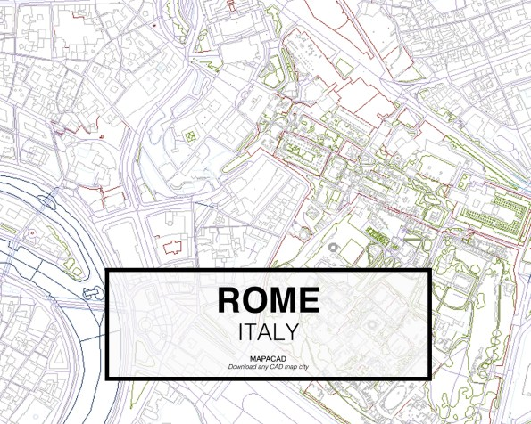 Rome-Italy-02-Mapacad-download-map-cad-dwg-dxf-autocad-free-2d-3d
