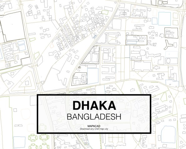 Dhaka-Bangladesh-03-Mapacad-download-map-cad-dwg-dxf-autocad-free-2d-3d