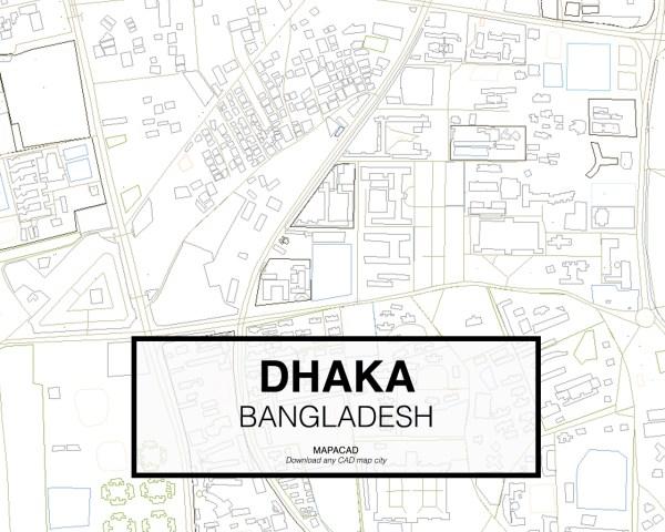 Dhaka-Bangladesh-03-Mapacad-download-map-cad-dwg-dxf-autocad-free-2d-3d
