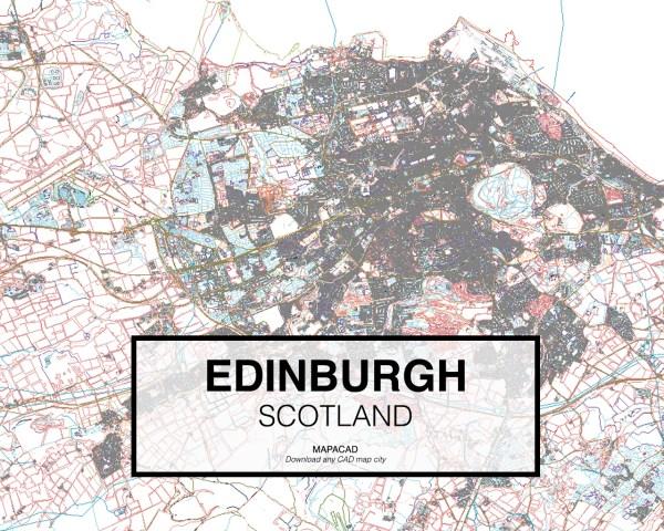 Edinburgh-Scotland-01-Mapacad-download-map-cad-dwg-dxf-autocad-free-2d-3d