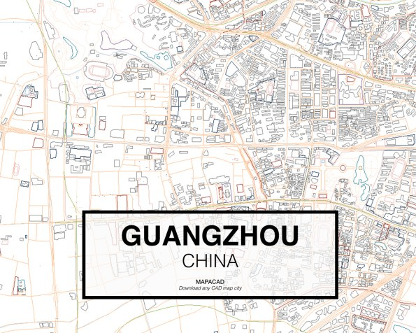 Guangzhou-China-03-Mapacad-download-map-cad-dwg-dxf-autocad-free-2d-3d