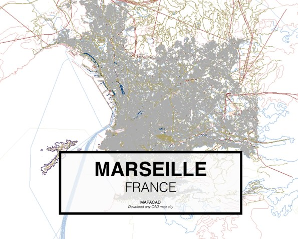 Marseille-France-01-Mapacad-download-map-cad-dwg-dxf-autocad-free-2d-3d