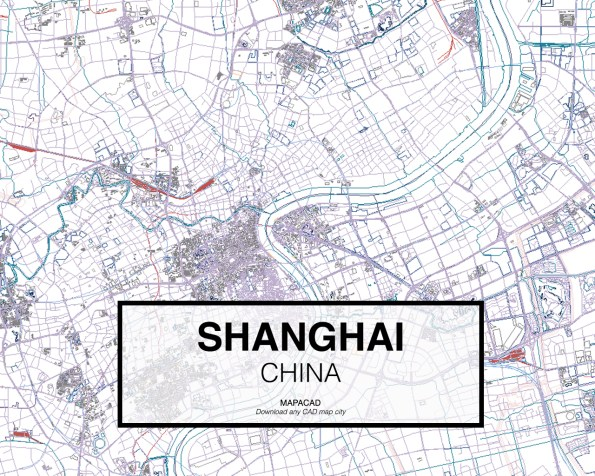 Shanghai-China-02-Mapacad-download-map-cad-dwg-dxf-autocad-free-2d-3d