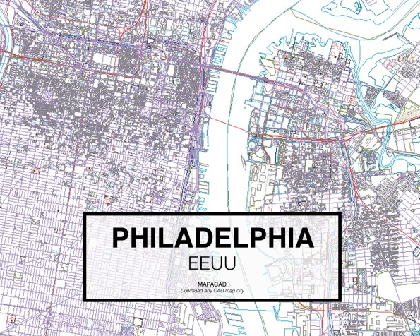 Philadelphia-EEUU-02-Mapacad-download-map-cad-dwg-dxf-autocad-free-2d-3d