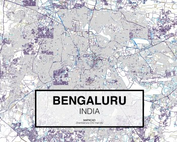 Bengaluru-India-01-Mapacad-download-map-cad-dwg-dxf-autocad-free-2d-3d