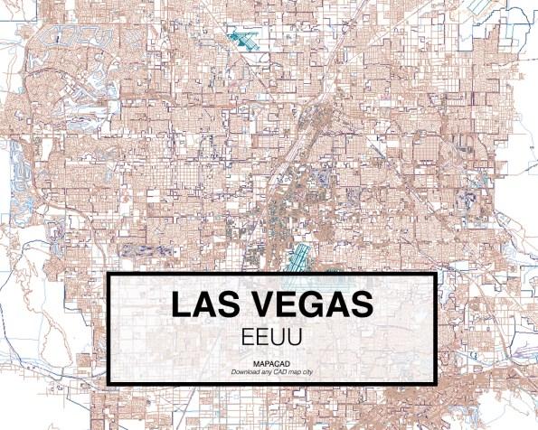 Las-Vegas-EEUU-01-Mapacad-download-map-cad-dwg-dxf-autocad-free-2d-3d