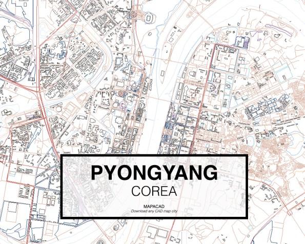 Pyongyang-Corea-02-Mapacad-download-map-cad-dwg-dxf-autocad-free-2d-3d