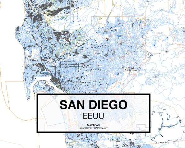 San-Diego-EEUU-01-Mapacad-download-map-cad-dwg-dxf-autocad-free-2d-3d