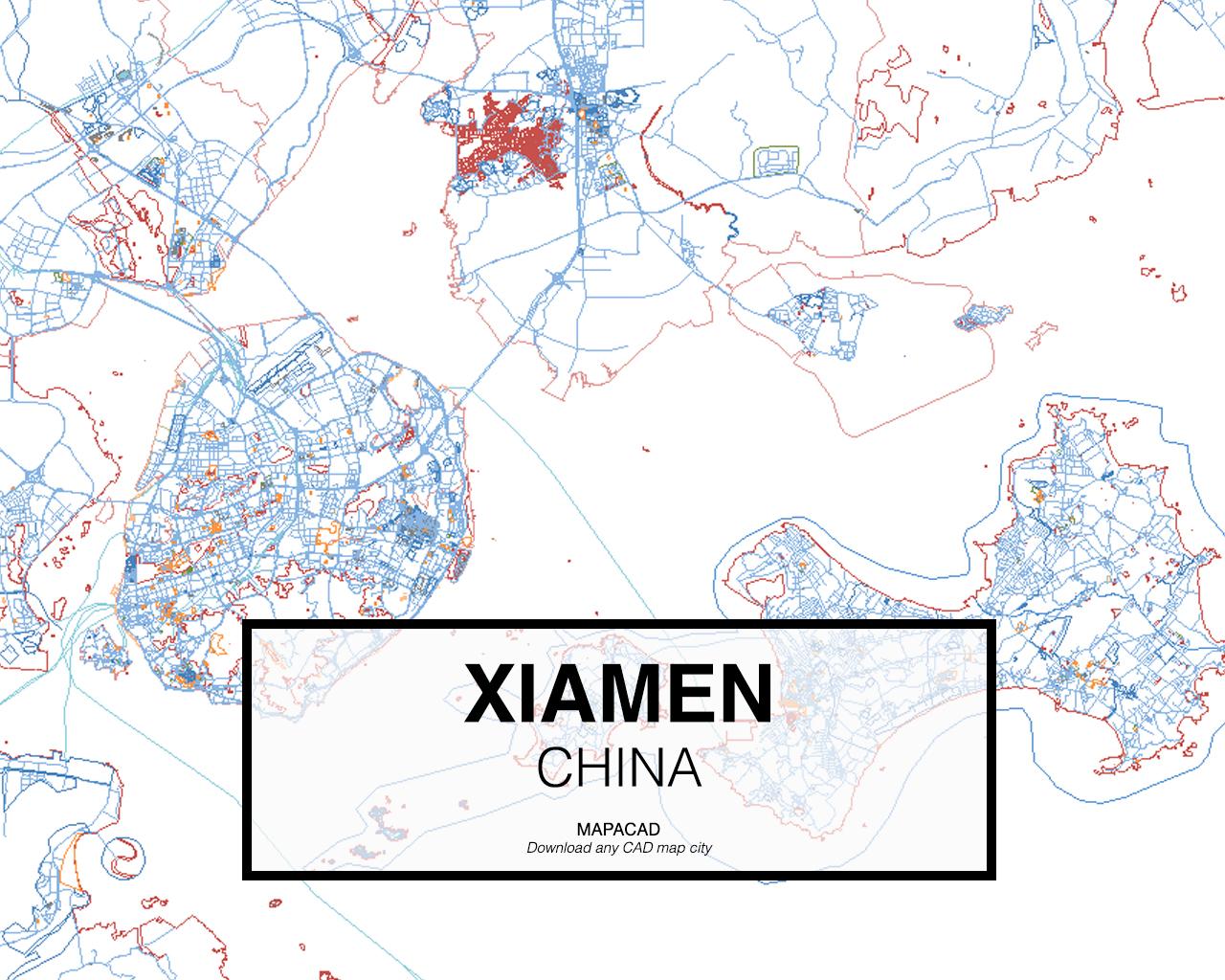 Download xiamen dwg mapacad xiamen china 01 mapacad download map cad dwg gumiabroncs Gallery