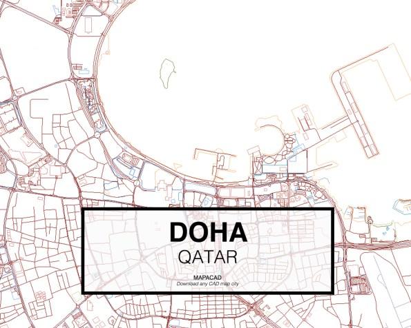 Doha-Qatar-03-Mapacad-download-map-cad-dwg-dxf-autocad-free-2d-3d