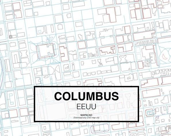 Columbus-EEUU-03-Mapacad-download-map-cad-dwg-dxf-autocad-free-2d-3d
