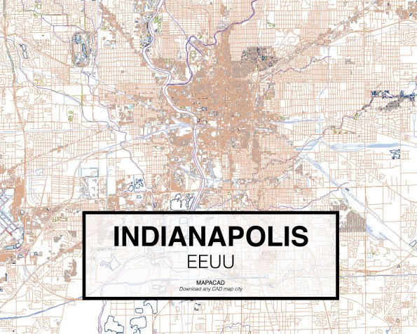 Indianapolis-EEUU-01-Mapacad-download-map-cad-dwg-dxf-autocad-free-2d-3d