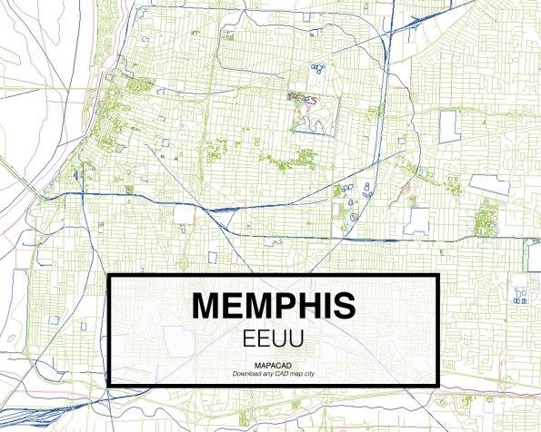Memphis-EEUU-01-Mapacad-download-map-cad-dwg-dxf-autocad-free-2d-3d