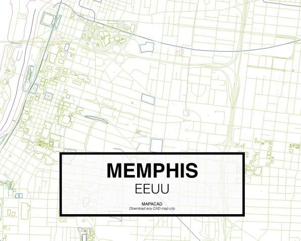 Memphis-EEUU-02-Mapacad-download-map-cad-dwg-dxf-autocad-free-2d-3d