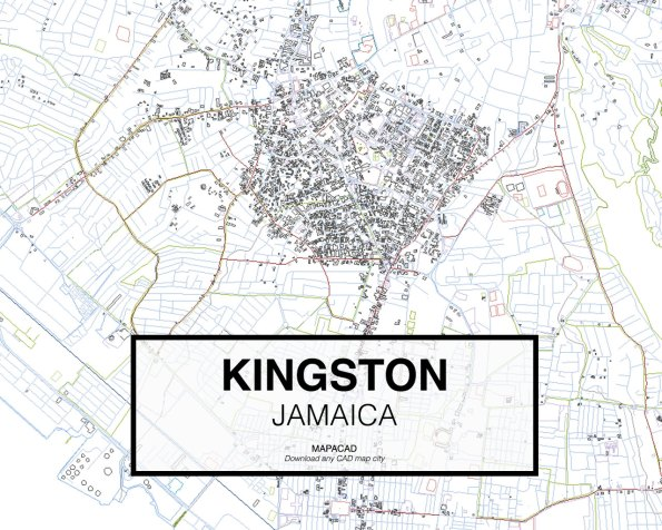 kingston-jamaica-02-mapacad-download-map-cad-dwg-dxf-autocad-free-2d-3d