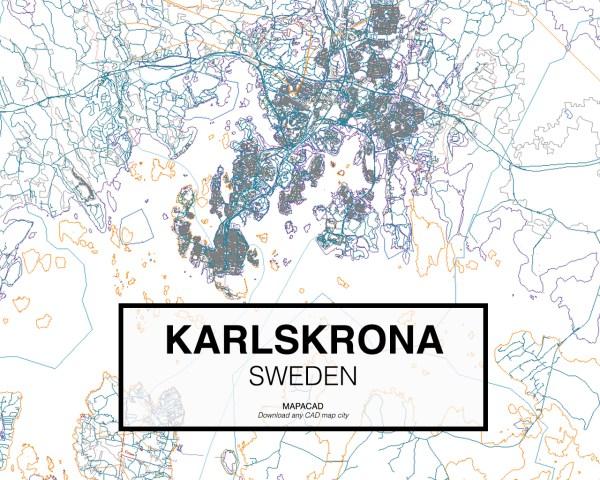 Karlskrona-Sweden-01-Mapacad-download-map-cad-dwg-dxf-autocad-free-2d-3d