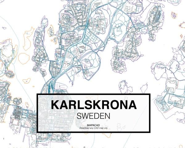 Karlskrona-Sweden-02-Mapacad-download-map-cad-dwg-dxf-autocad-free-2d-3d