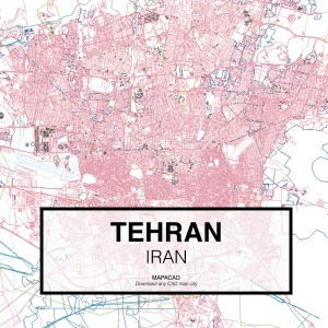 Tehran-Iran-01-Mapacad-download-map-cad-dwg-dxf-autocad-free-2d-3d