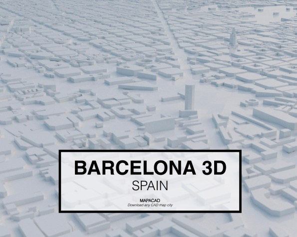 Barcelona-02-3D-model-download-printer-architecture-free-city-buildings-OBJ-vr-mapacad