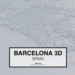 Barcelona-04-3D-model-download-printer-architecture-free-city-buildings-OBJ-vr-mapacad