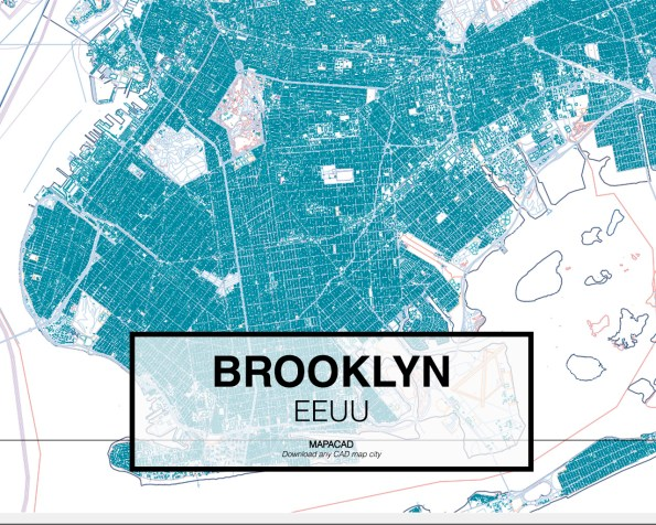 Brooklyn-EEUU-01-Mapacad-download-map-cad-dwg-dxf-autocad-free-2d-3d
