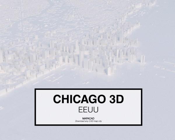 Chicago-00-3D-model-download-printer-architecture-free-city-buildings-OBJ-vr-mapacad