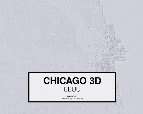 Chicago-05-3D-model-download-printer-architecture-free-city-buildings-OBJ-vr-mapacad