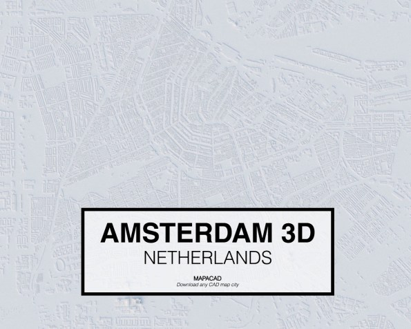 Amsterdam-Netherlands-05-3D-Mapacad-download-map-cad-dwg-dxf-autocad-free-2d