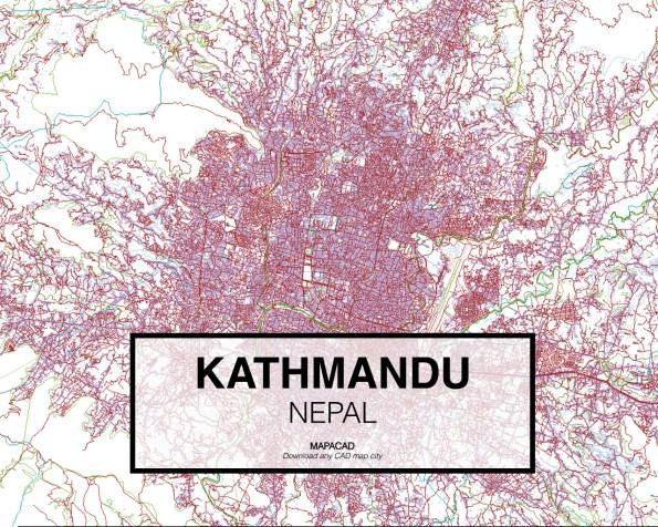 Kathmandu-Nepal-01-Mapacad-download-map-cad-dwg-dxf-autocad-free-2d-3d