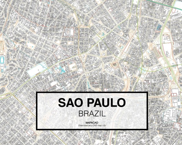 Sao Paulo-Brazil-02-V.2-Mapacad-download-map-cad-dwg-dxf-autocad-free-2d-3d
