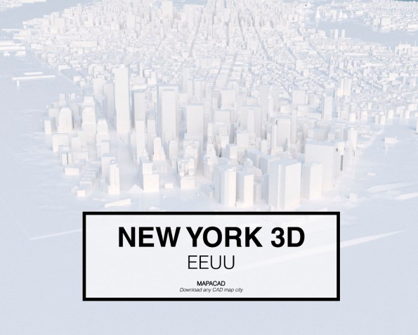 New York-03-3D-model-download-printer-architecture-free-city-buildings-OBJ-vr-mapacad