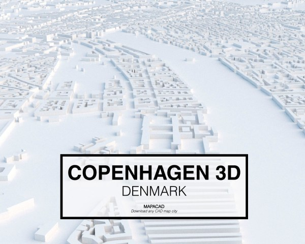 Copenhagen-03-3D-model-download-printer-architecture-free-city-buildings-OBJ-vr-mapacad
