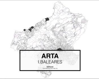 Arta-Baleares-01-Mapacad-download-map-cad-dwg-dxf-autocad-free-2d-3d