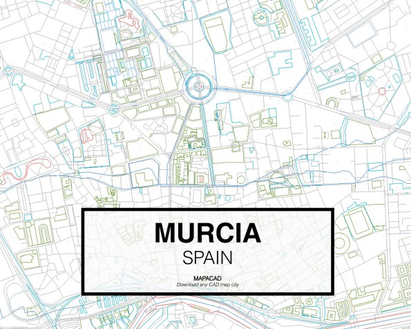 Murcia-Espana-03-Mapacad-download-map-cad-dwg-dxf-autocad-free-2d-3d