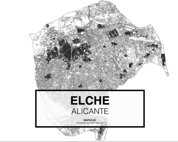 Elche-Alicante-01-Mapacad-download-map-cad-dwg-dxf-autocad-free-2d-3d