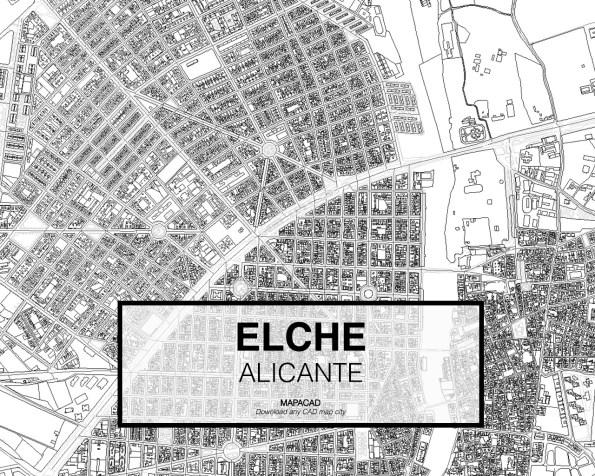 Elche-Alicante-02-Mapacad-download-map-cad-dwg-dxf-autocad-free-2d-3d