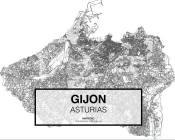 Gijon-Asturias-01-Mapacad-download-map-cad-dwg-dxf-autocad-free-2d-3d